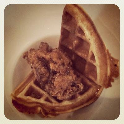 paggi house chicken and waffles