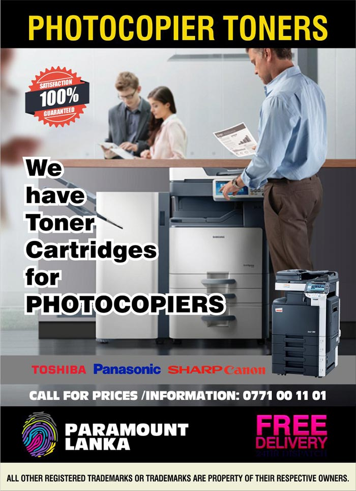 Best price for original Photocopier Toners - Free delivery.