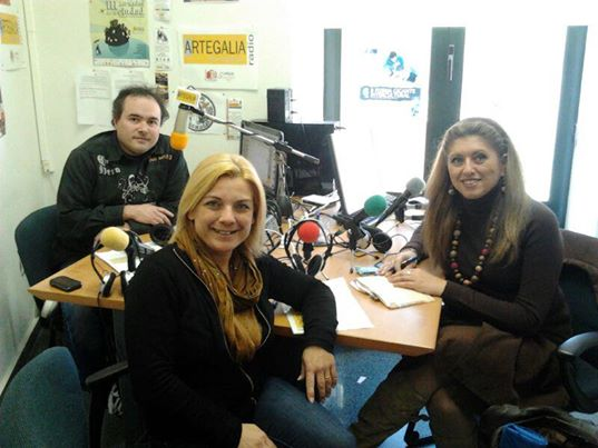 El Blog de María Serralba - Artegalia Radio Este no es mi programa