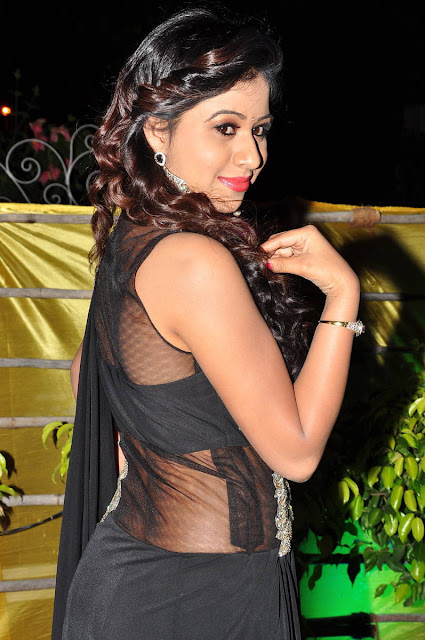 Manali Rathod Latest Photos At Haveli Coffee Shop Opening