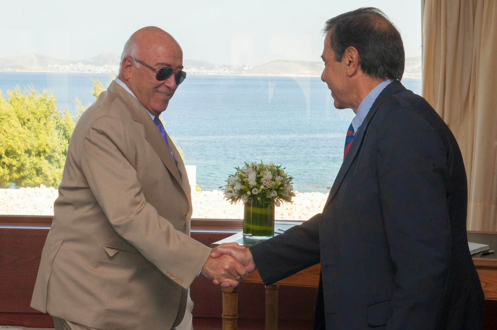 marinetimes the 17th annual meeting of the hellenic and
