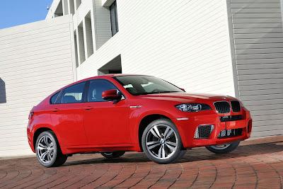 BMW X6 M Sport Car