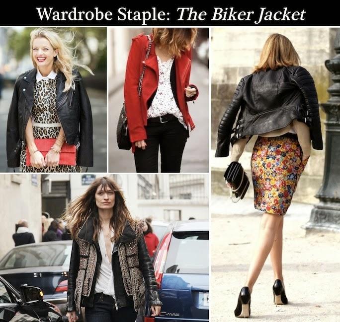 biker jackets, street style