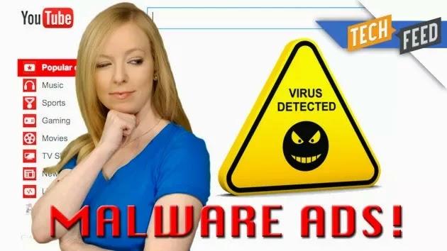 Youtube mostró anuncios potencialmente peligrosos