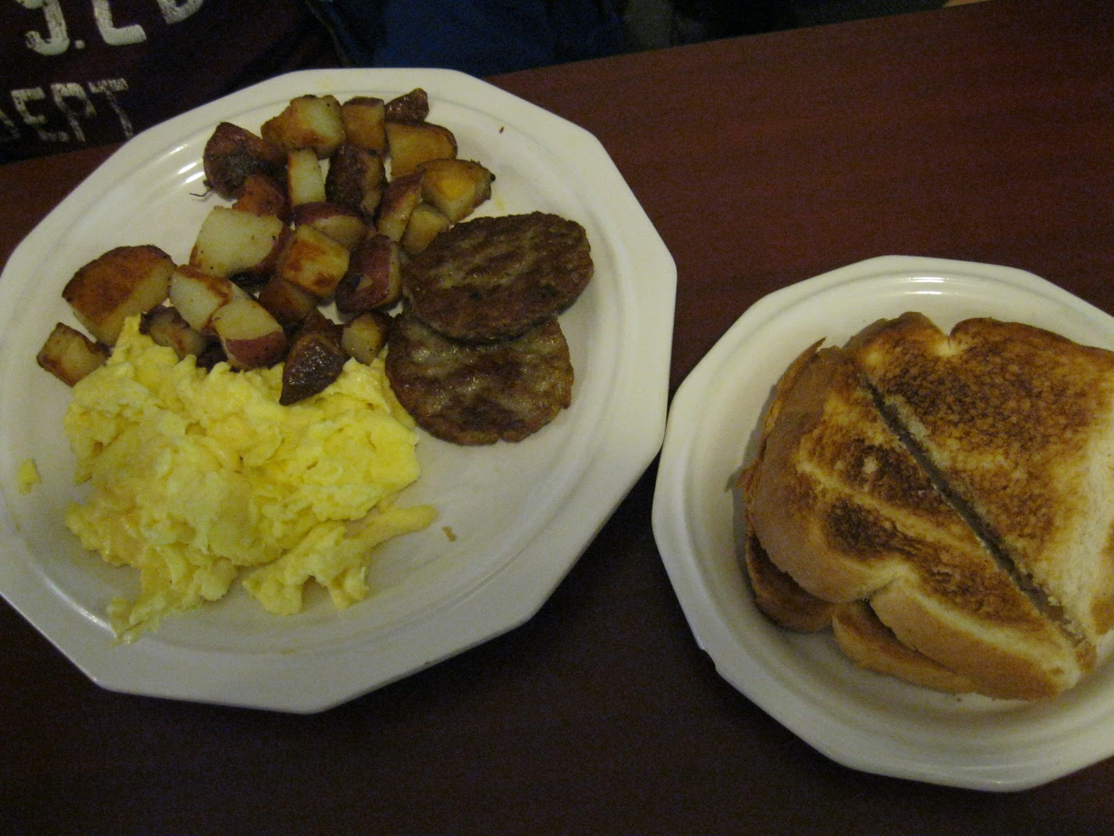 Big Daddy Dave: A Family Breakfast in Painesville Ohio