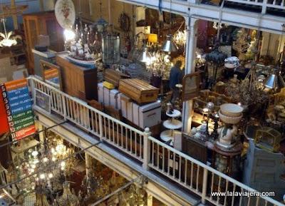 Tienda Antiguedades Rue Blaes, Marolles