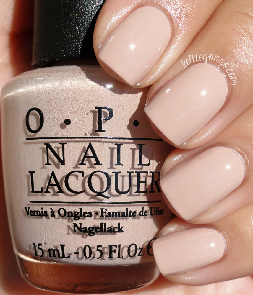 OPI Do You Take Lei Away? Hawaii Collection