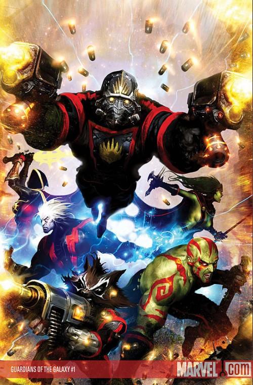 Guardianes de la Galaxia (2014) Online