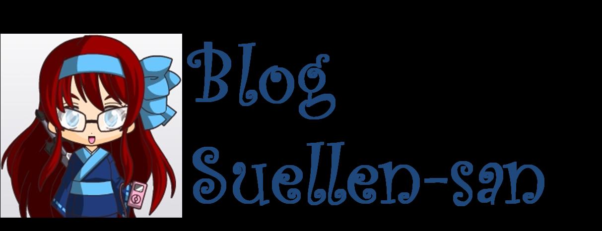 Blog Suellen-san