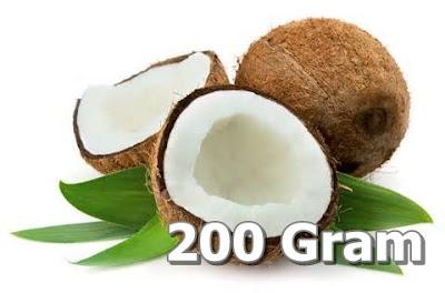 minuman sehat es cincau kelapa muda