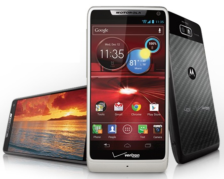 Motorola Droid RAZR M - XT907 - Verizon Wireless