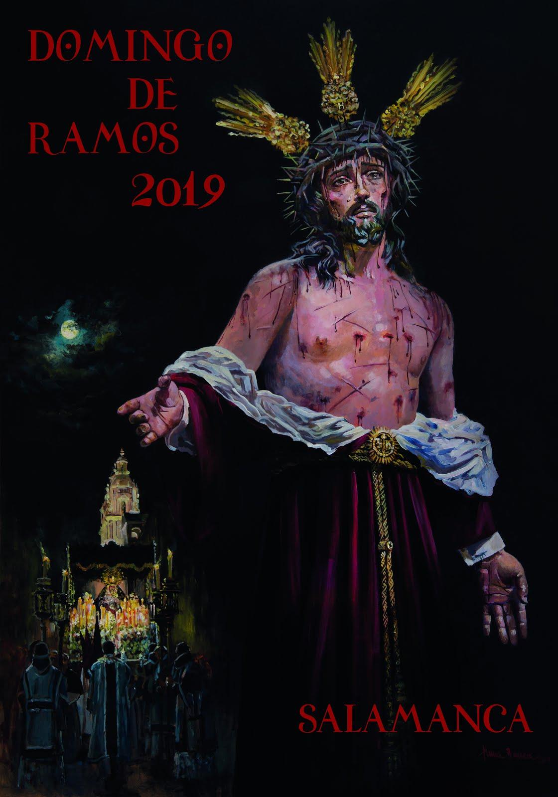 Cartel Domingo de Ramos 2019
