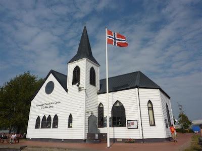 Iglesia Noruega en Cardiff