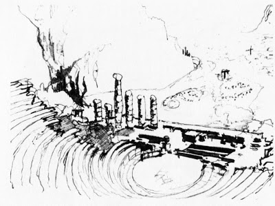 Me apasiona el dibujo del arquitecto alvar aalto for Croquis un libro de arquitectura para dibujar pdf