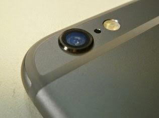 Câmera do iPhone 6 salta ligeiramente do corpo do aparelho