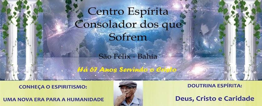 Centro Espírita Consolador dos Que Sofrem