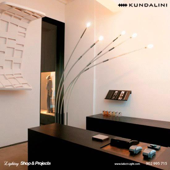Kundalini lamp Ray Bow