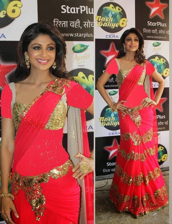 South India Fashion - Celebrity Fashion | Designer Sarees