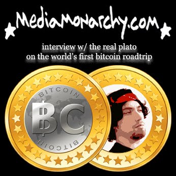 interview w/ the real plato on the world's first bitcoin roadtrip