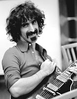Frank Zappa image from Bobby Owsinski's Music 3.0 blog