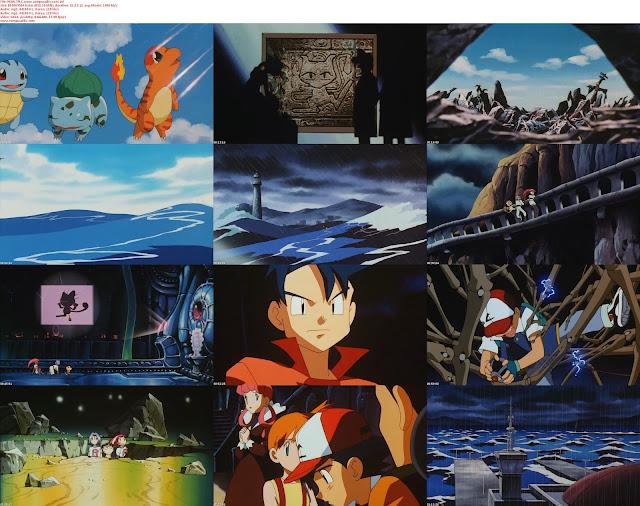 Pokemon La Película DVDRip Español Latino Descargar 1 Link 1999