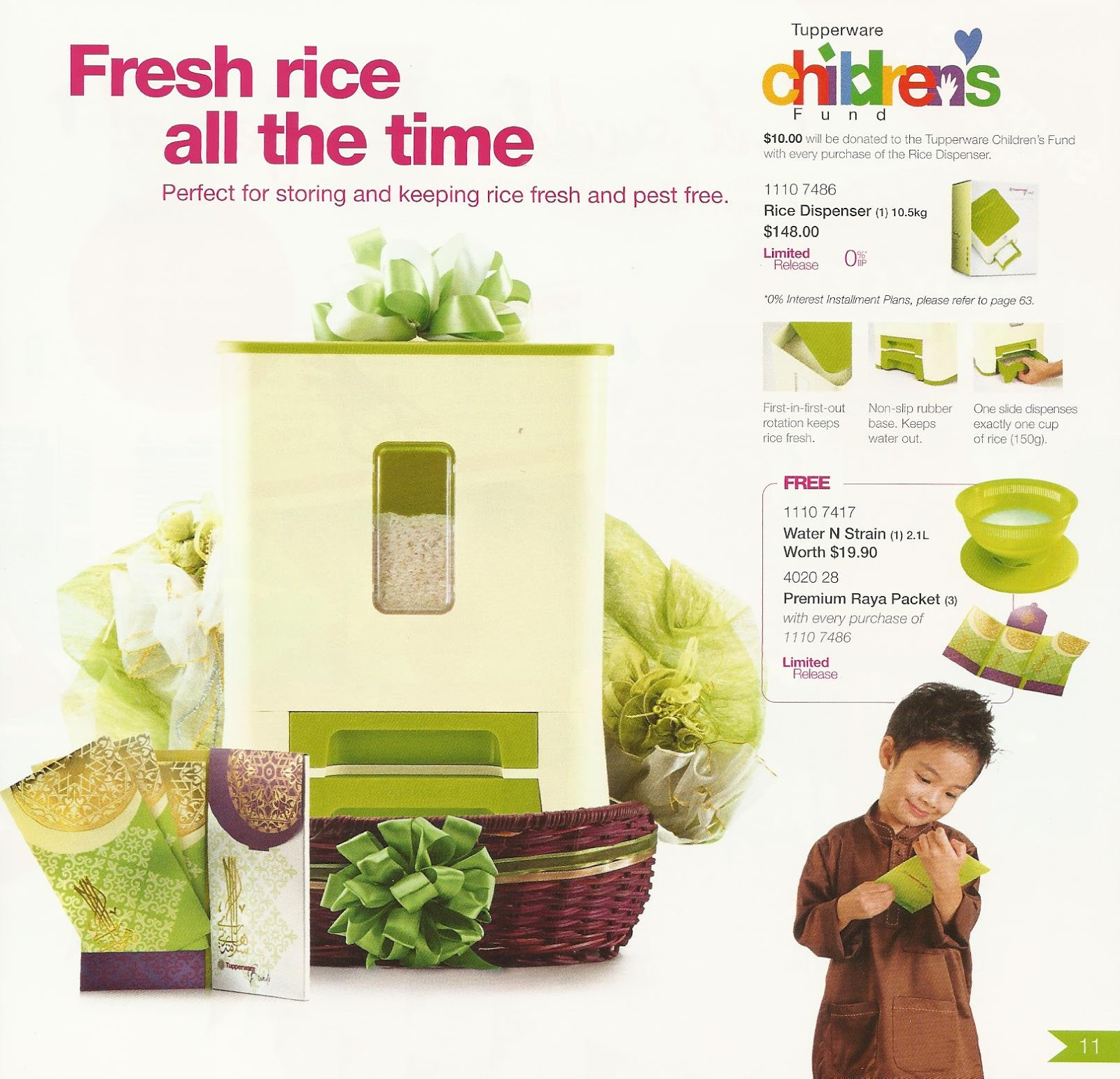 Tupperware Catalogue : 1st July - 17th August 2013