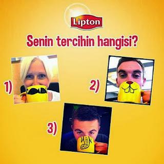 Lipton'dan Senin Tercihin Hangisi?