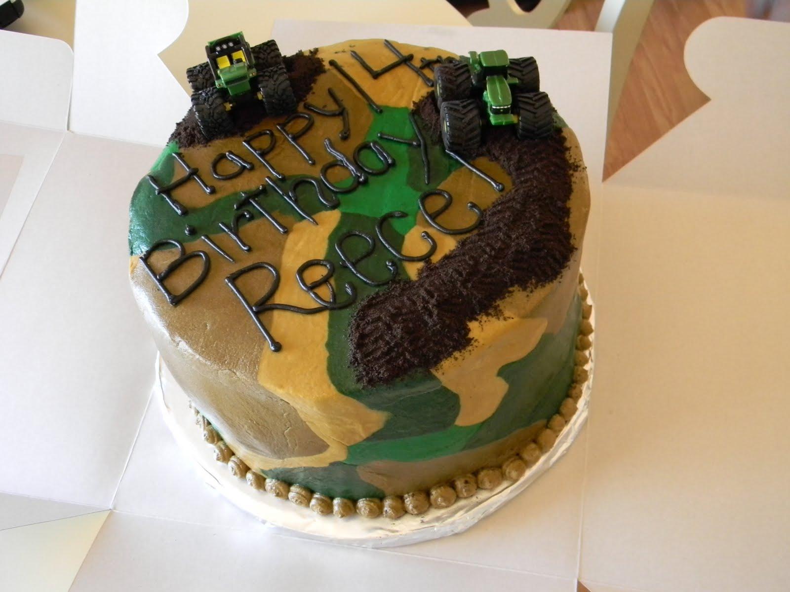 camo cake Cake Decorating Pinterest