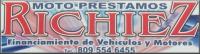 """Moto-Prestamos """"RICHIEZ"""" Higuey"""