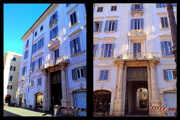 Palazzo dell Gallo di Roccagiovine w Rzymie