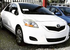 ¿Buscas un auto con la garantía y prestigio Toyota y un pago mensual bajito?