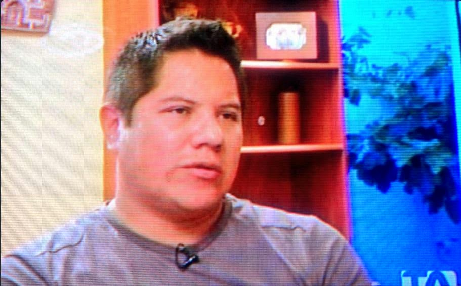 Gabriel Gónzalez, nombre del administrador de Crudo Ecuador