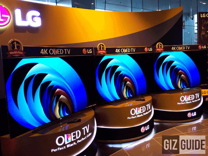 LG Curved 4K OLED TV Formally Announced, Now Readily Available In The Philippines!