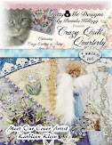 CRAZY QUILT QUARTERLY - Winter 2015 issue