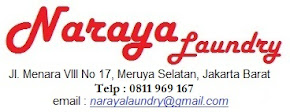 Naraya Laundry <br> Laundry for Room Linen & Uniform