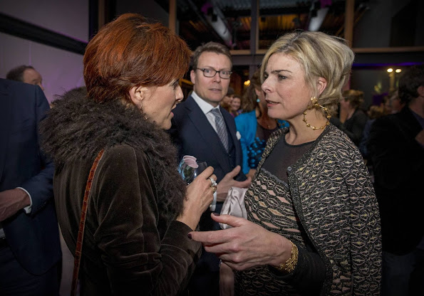 "Princess Beatrix, Princess Laurentien and her husband Prince Constantijn attended the opening gala of the 15th edition of the ""Holland Dance Festival"""