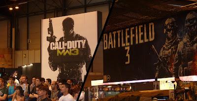 GameFEST 2011: Call of Duty & Battelfield. La guerra por la supremacía de los juegos de guerra.