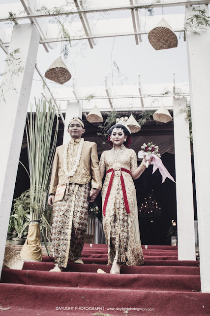foto pernikahan di Kampoeng Djowo Sekatul