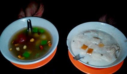 makanan khas di kediri wedang ronde dan cemoe