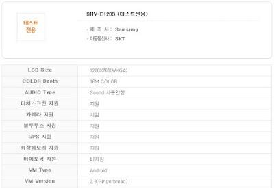 Samsung Mobile Device 1280x720