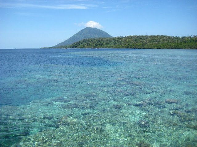 Manado Tua and Bunaken Island