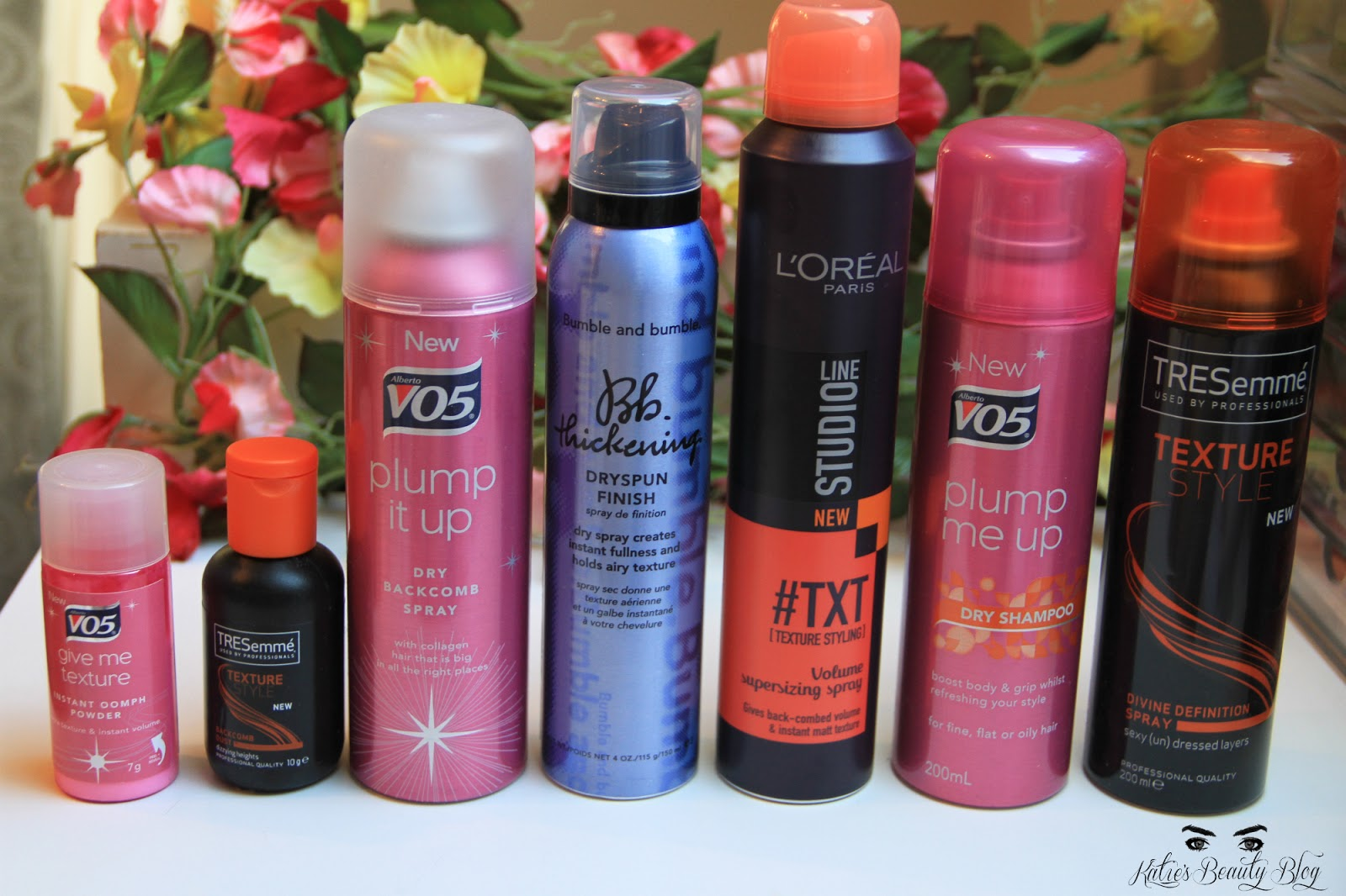 THE BEST Hair Texturizing Products Katie Snooks
