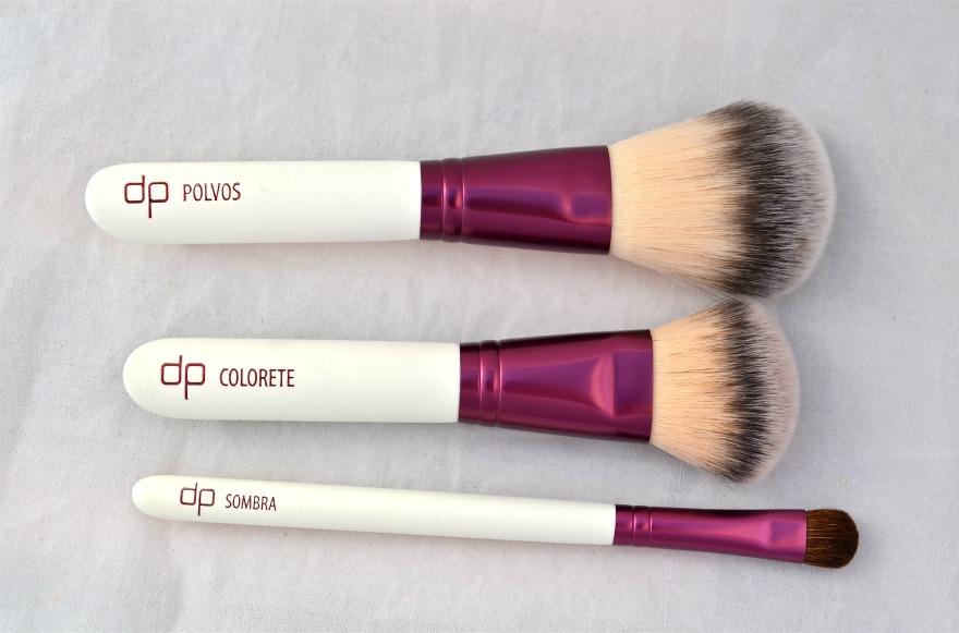 brochas de maquillaje deliplus