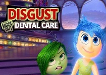 Inside Out Disgust Dental Care