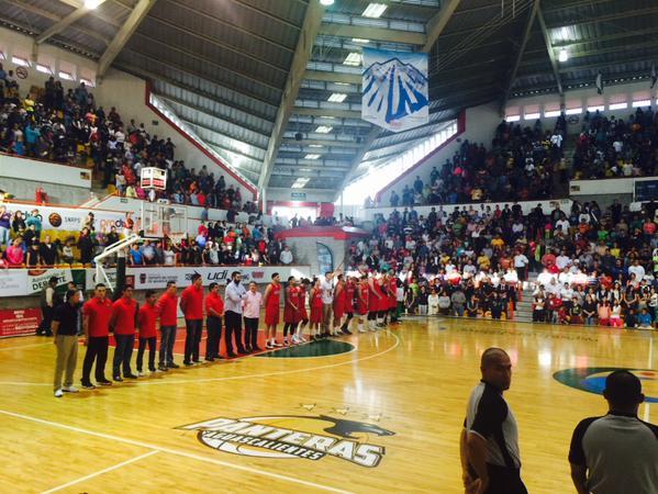 Toronto 2015 basketball