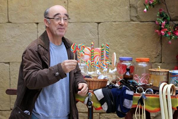 El actor Alex Angulo ha muerto en un accidente de tráfico La Rioja, cuando desde Logroño se dirigía a Zaragoza