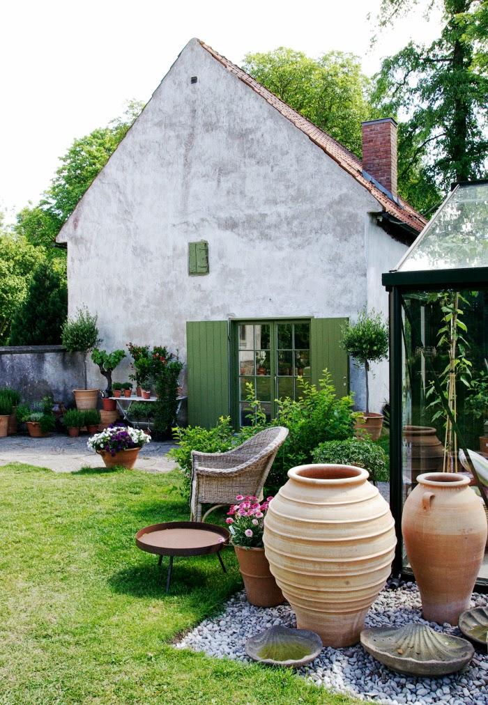 scandinavian garden, gotland, perfect garden