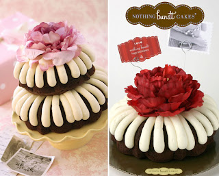 Nothing Bundt Cakes nutrition