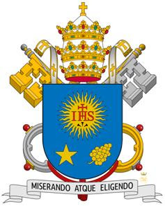 Brasão do Papa Francisco I