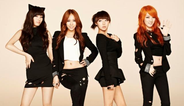 Personil Girlband Korea Tercantik - Miss A
